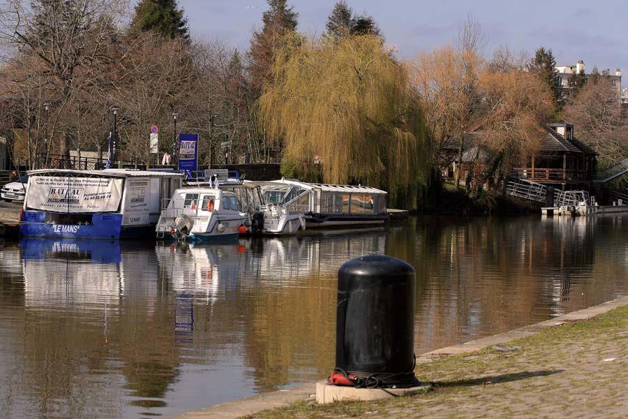 Les Bords de l'Erdre à Nantes - Photos Thierry Weber Photographe de Mer - La Baule Guérande