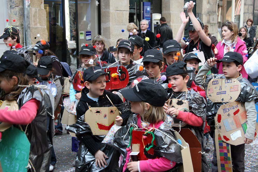 Album - Le carnaval des enfants Nantes 2009
