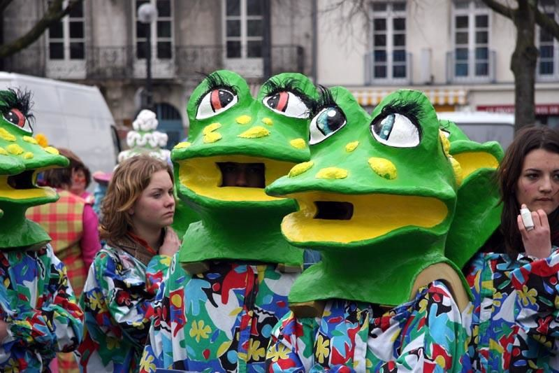 Album - Carnaval de Nantes 2007
