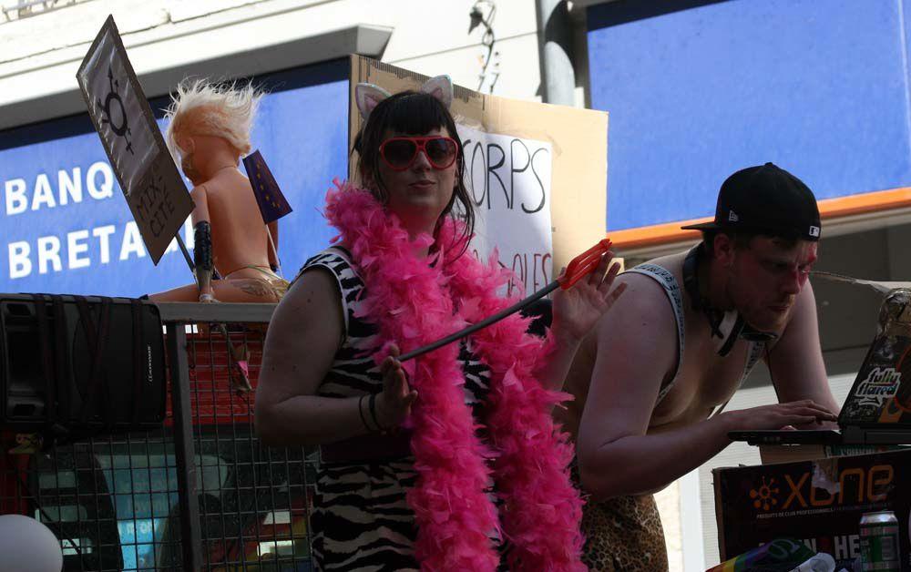 Album - Gay Pride Nantes 2009