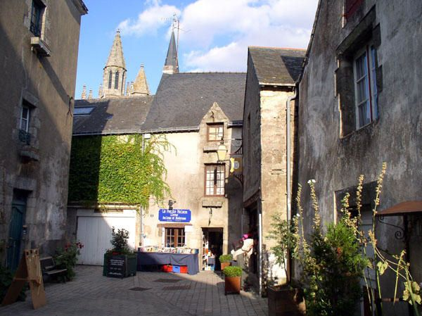 Photos de Bretagne -&nbsp&#x3B;photos de la Ville de Gu&eacute&#x3B;rande - Intra-Muros