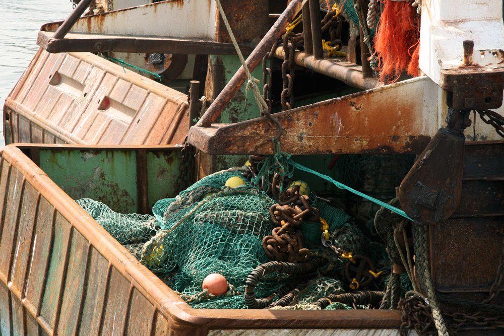 La pêche en Bretagne - Photos Thierry Weber Photographe La Baule Guérande