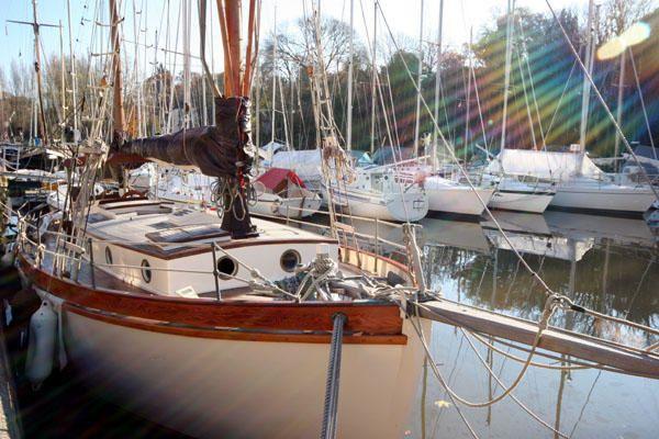 Situ&eacute&#x3B; sur l'embouchure de la Vilaine, le Port de la Roche Bernard est un havre de paix...