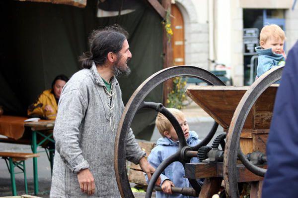 Album - Les médiévales de Guérande 2006