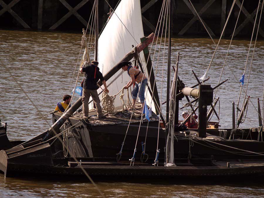 Les rencontres du fleuve Nantes 2008 Festival itinérant des arts et de l'environnement en bords de Loire