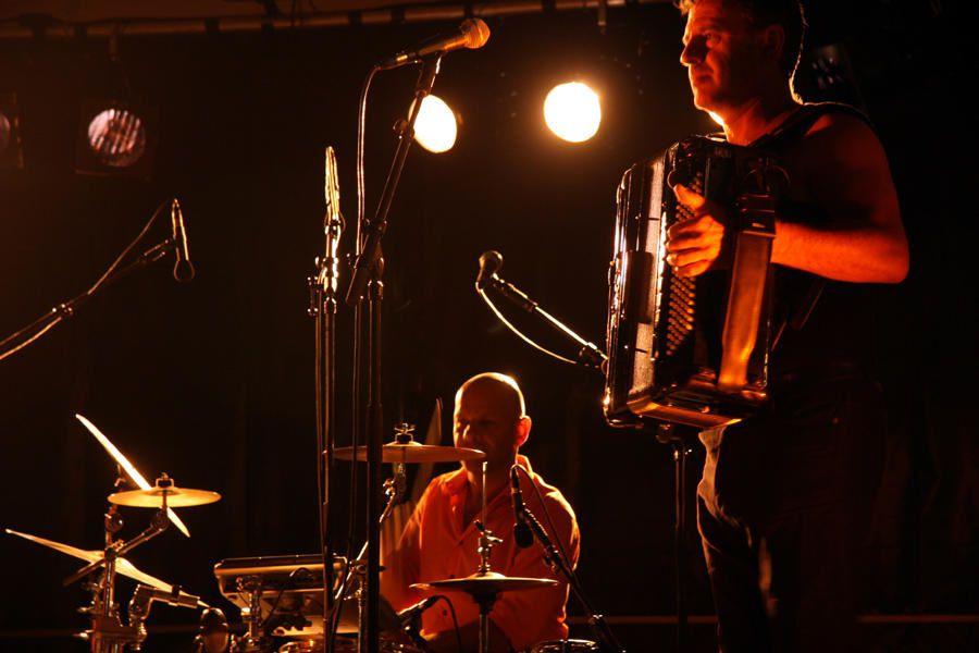 Album - vaguement la jungle en concert