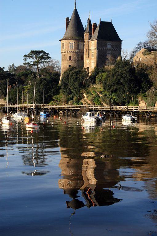 La ville et le Port de Porni_c - Photos Thierry Weber Photographe La Baule Guérande