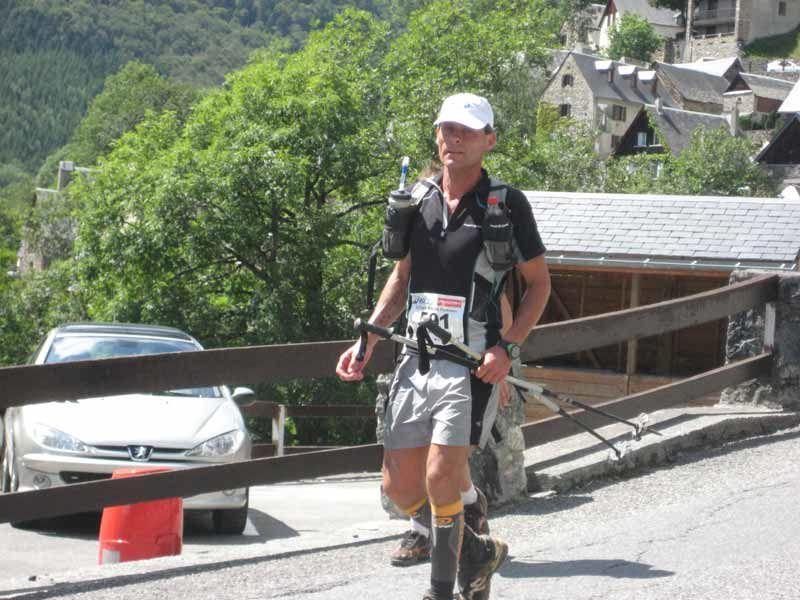 ultra trail 160 km, 10000m D+