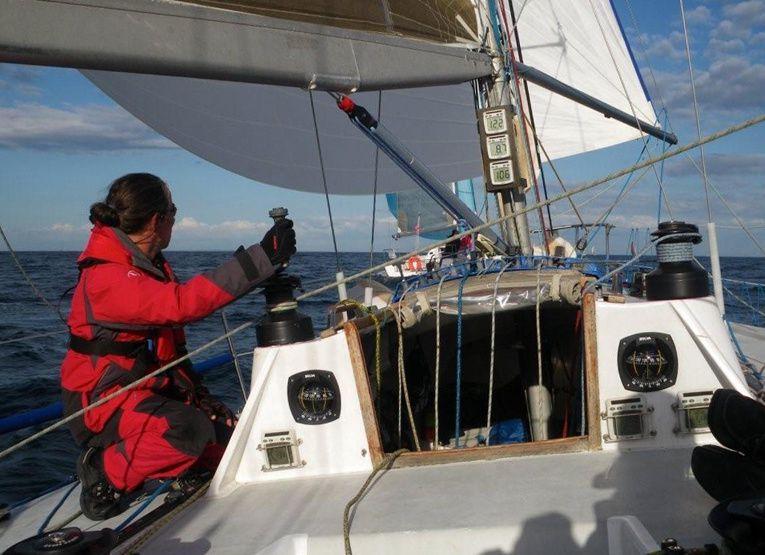 Tour des ports de la Manche 2009