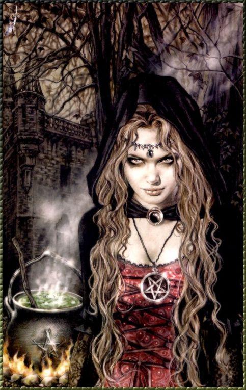 Mes sorcières et sorciers bien aimés