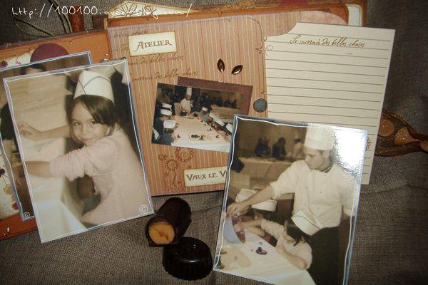 Album - Gourmandes