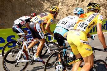 Les meilleurs photos d'Alejandro Valverde sur le Tour d'Espagne 2006 !