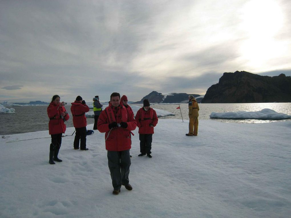 Album - Antarctique-compilation-photos