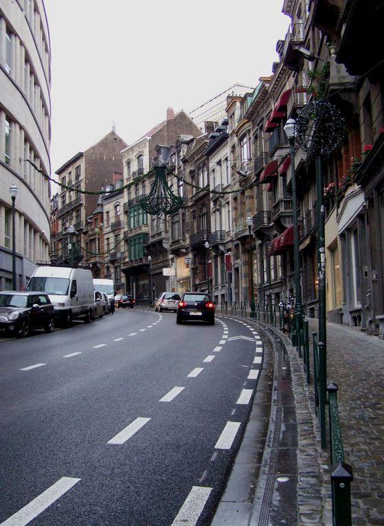 Des frites, de la bande dessinée, un Atomium, du chocolat, une Grand place magnifique... Bienvenue à Bruxelles (et un peu à Namur aussi)!
