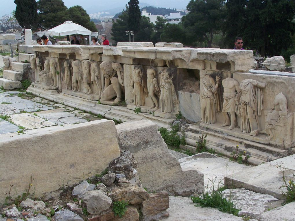 Athènes, Delphes, Nauplie, Epidaure... Petit séjour en Grèce pendant la semaine sainte orthodoxe.