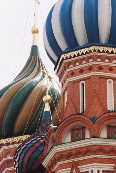 """Ces photos ont été numérisées mais mon appareil était argentique à l'époque... alors désolée pour la qualité des clichés qui aurait pu être meilleure ! Je les ai pris fin juillet 2004, à Moscou, Pskov et Saint Pétersbourg, lors d'une """"S"""
