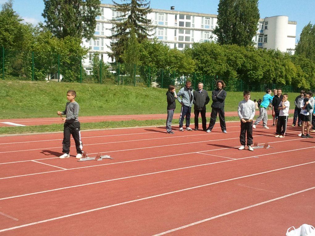 Album - Athlé Championnat de l'Aube-mai-2012