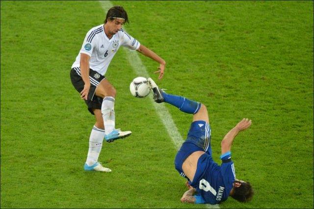 l'Euro 2012 de football en images
