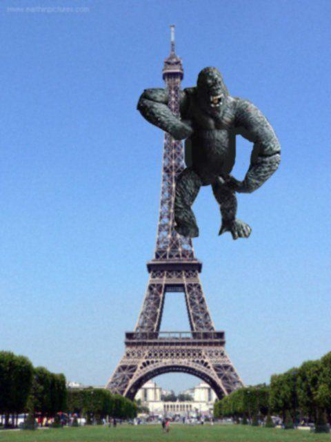 la tour Eiffel comme vous ne l'avez jamais vue