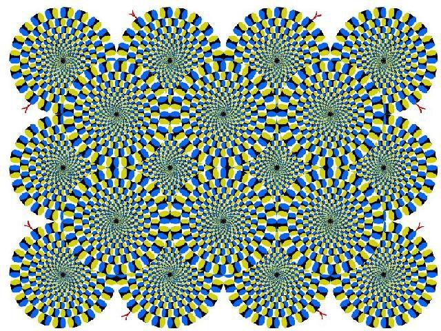 Illusion d'optiques