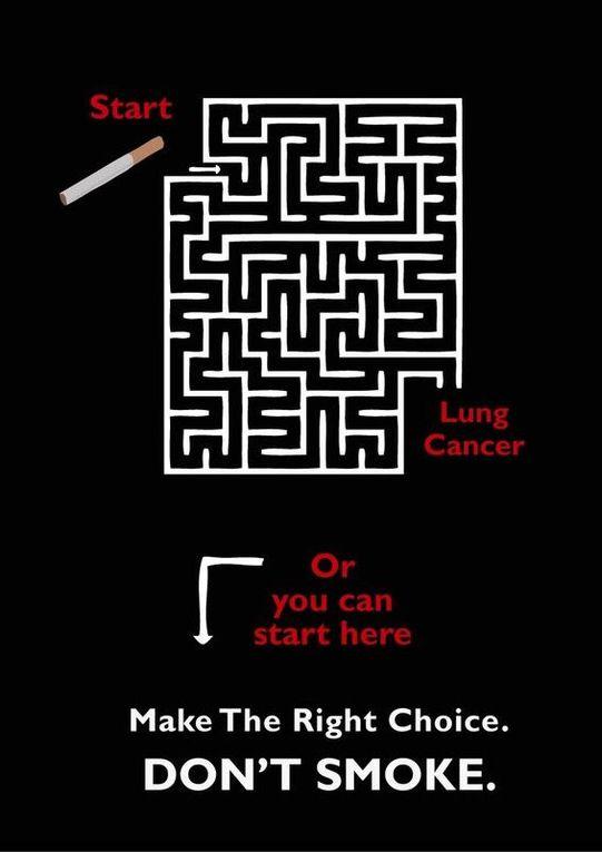 Fumer tue, arretez avant qu'il ne soit trop tard