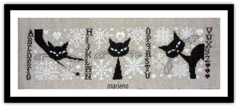 Album - SAL-Les-Psycho-Cat-s-aiment-la-neige