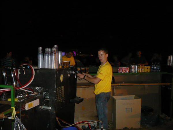 Les premi&egrave&#x3B;res photos du Festival ELECTROMIND 2007<br />Un festival &eacute&#x3B;norme qui a mis la chair de poule a tous, ceux qui ont particip&eacute&#x3B; comme au public