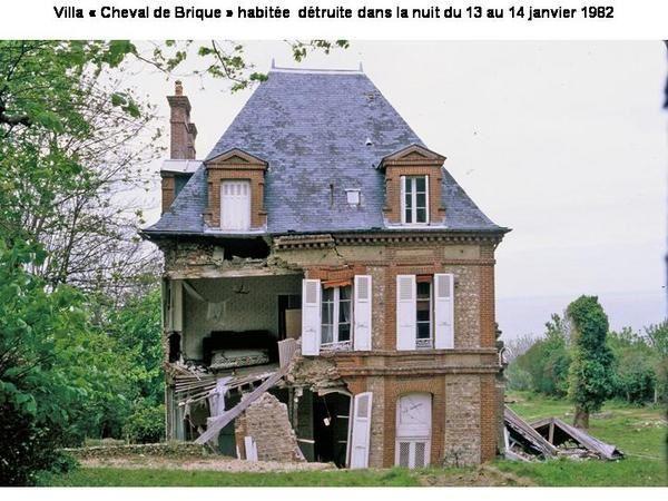 Quelques photos de la visite sur les glissements de terrain en Normandie (Villerville).&nbsp&#x3B; Toute utilisation des documents doit faire l'objet d'une autorisation aupr&egrave&#x3B;s de B. Cabanis