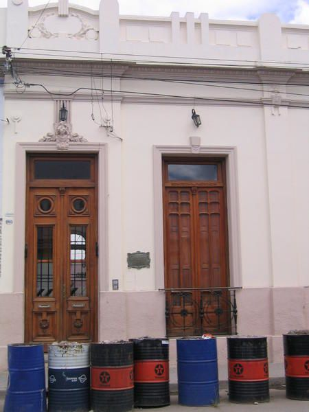 Quelques souvenirs de notre voyage en Argentine en 2005