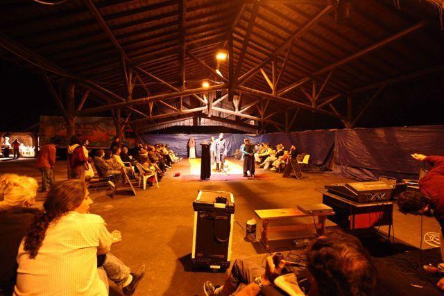 photos de l'édition 2009 des croqueurs de paves