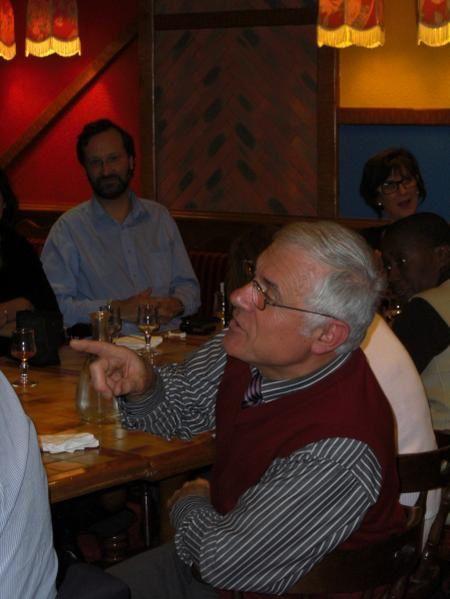 Photo prises par le Blogmestre à l'occasion du 256° D-D EMC qui eut lieu le 3 janvier 2008 pour fêter le nouvel an