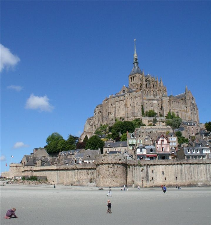 Album - 2009-Mont-Saint-Michel