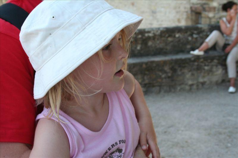 Juillet 2010... En Pouillé, Cordes sur Ciel...