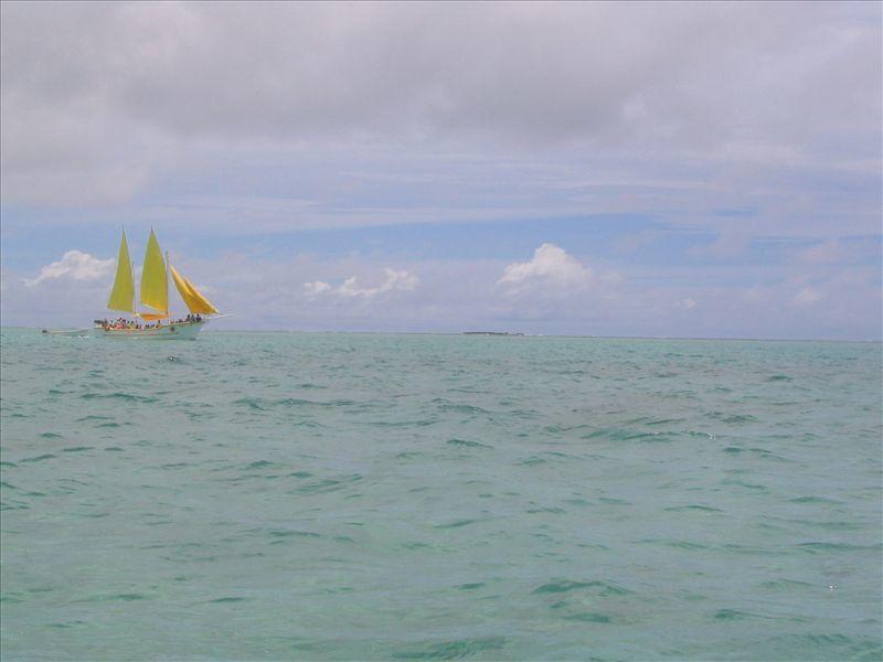 Photos de l'île Maurice - décembre 2004