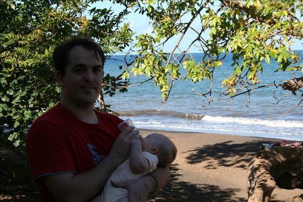 Nous avons passé notre journée du 23 mai à la plage... En semaine, c'est vraiment tranquille !