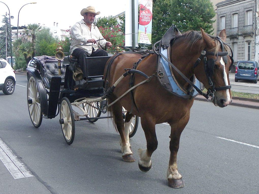 Parade de la Belle Epoqie à Marmande