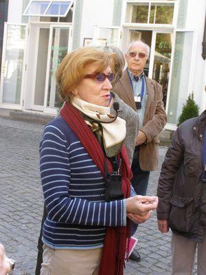 Voyage de Saoû chante Mozart avril 2010