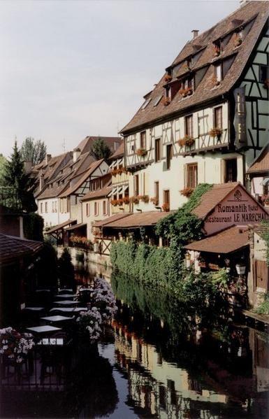 Quelques photos prises en Alsace, lieu de ma r&eacute&#x3B;sidence.