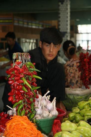 <p>Le pays des Ouzbeks...</p><p>Un pays riche de saveur, de vari&eacute&#x3B;t&eacute&#x3B;s, de couleurs</p><p>Un souvenir de papilles !!</p>
