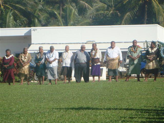 On fête bien sûr le 14 juillet à Walllis et Futuna.
