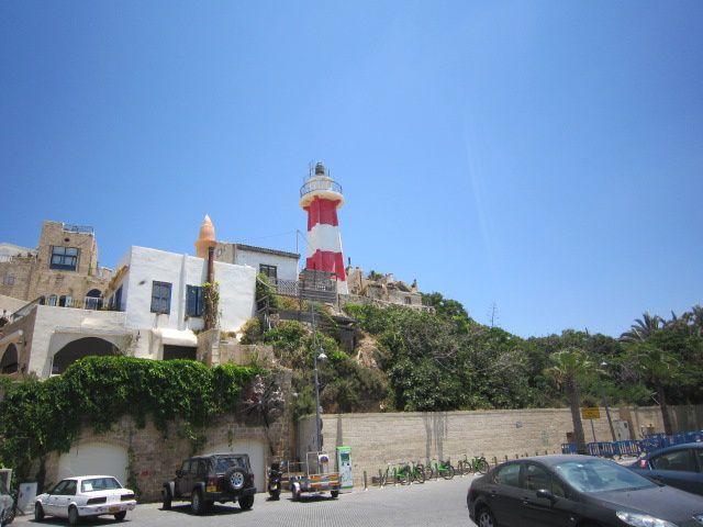 une semaine de vacances en terre d'israel