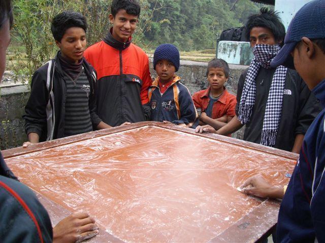 un voyage au Népal en nov-décembre 2009 m'a permis de commencer à découvrir ce pays fascinant. Voici quelques 200 photos à vous faire partager ...