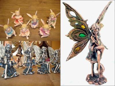 Album - Figurines de fée
