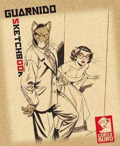 Juanjo Guarnido @ PORTE-FOLIO BLACKSAD