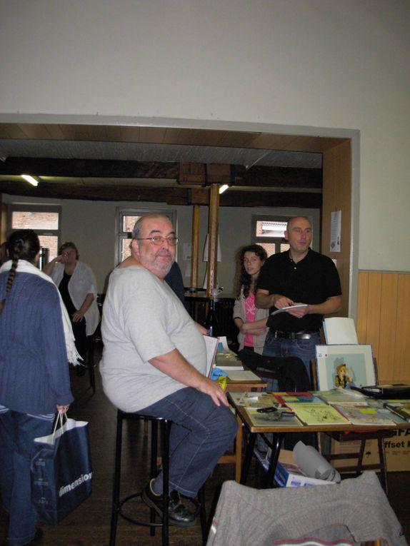 Journée des membres Oufti Walthéry Saive 03/11/2012