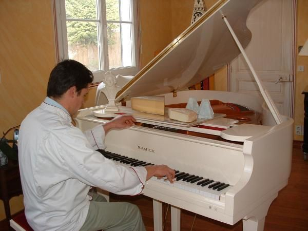 Album - piano-fromages