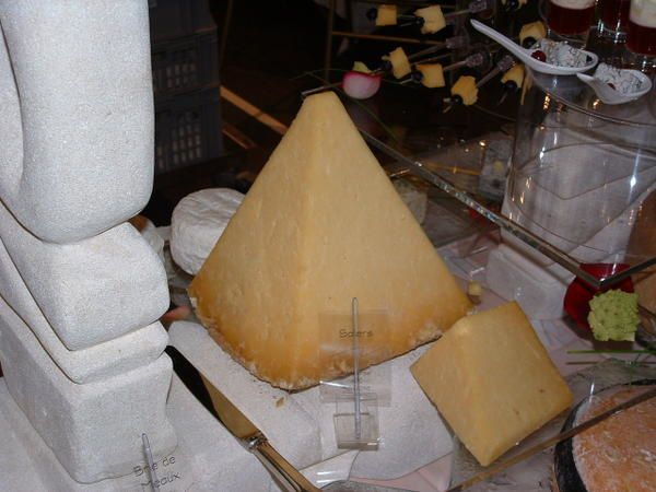<p>Mr Cheese &#x3B;o)</p>