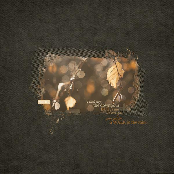 Pages réalisées avec les kits de Sabrina's Creations