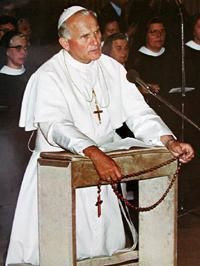 Photos de Notre Pape Jean-Paul II