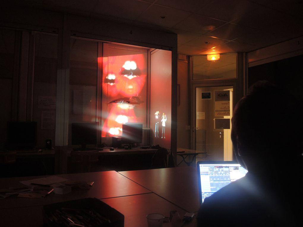 Atelier Mapping d'octobre 2014 avec Nicolas Ticot.